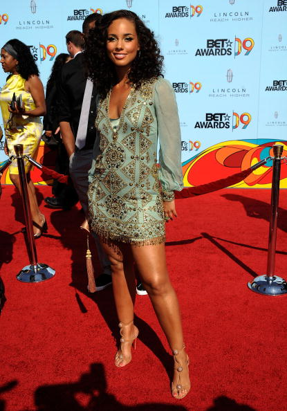 Beige「2009 BET Awards - Arrivals」:写真・画像(4)[壁紙.com]