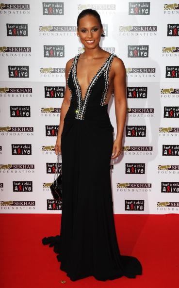 Smith Square「Alicia Keys Keep a Child Alive Black Ball - Arrivals」:写真・画像(6)[壁紙.com]