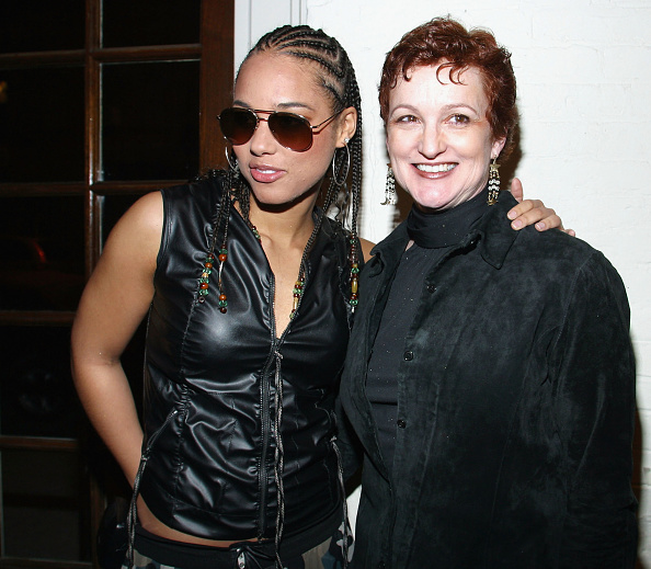 Advice「Alicia Keys Attends A Cabaret Evening Benefit Event」:写真・画像(13)[壁紙.com]