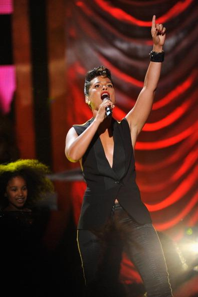 Sleeveless Top「BET's Black Girls Rock 2012 - Show」:写真・画像(7)[壁紙.com]