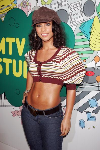 Suede「MTV TRL With Alicia Keys, Josh Lucas, Derek Luke And Evangeline Lilly」:写真・画像(3)[壁紙.com]