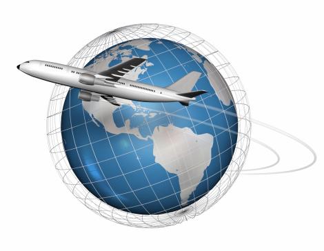 Wire-frame Model「World Travel」:スマホ壁紙(19)