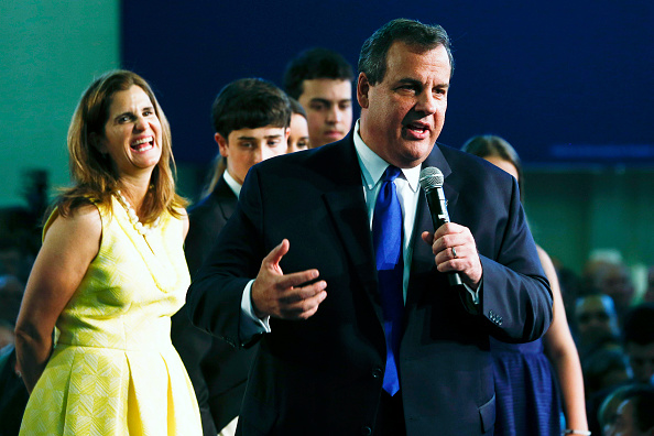 Politics「Governor Chris Christie Announces His Run For Presidency」:写真・画像(12)[壁紙.com]