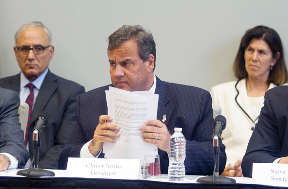 Jessica Kourkounis「NJ Governor Chris Christie Holds Summit On Atlantic City's Future」:写真・画像(14)[壁紙.com]