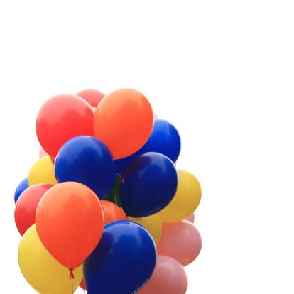 風船「Balloons」:スマホ壁紙(8)