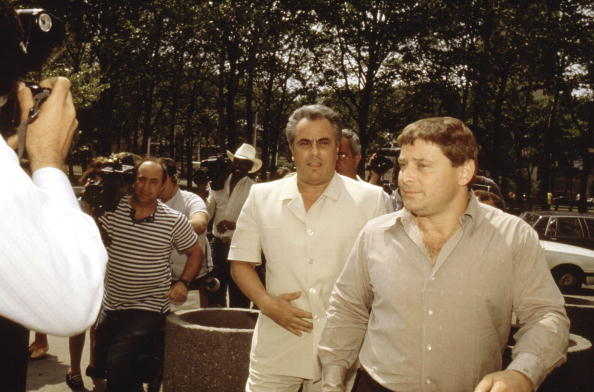 Brooklyn - New York「John Gotti Enters Brooklyn Courthouse」:写真・画像(17)[壁紙.com]