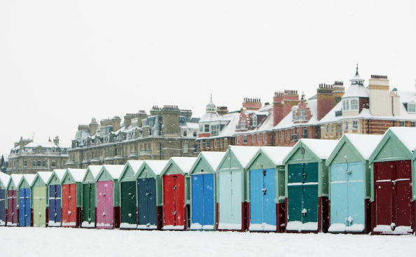 Hove「Heavy Snow Falls Across United Kingdom」:写真・画像(9)[壁紙.com]