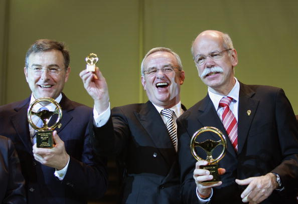 ダイムラーAG「Das Goldene Lenkrad」:写真・画像(19)[壁紙.com]