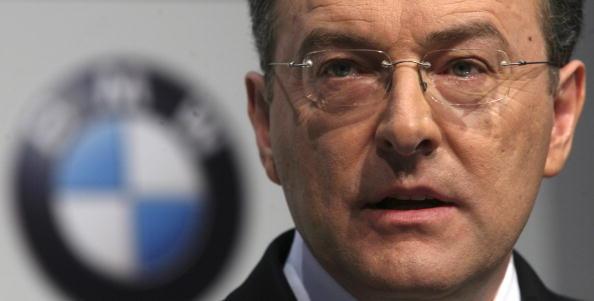 Chairperson「BMW Announces Results 2006」:写真・画像(15)[壁紙.com]