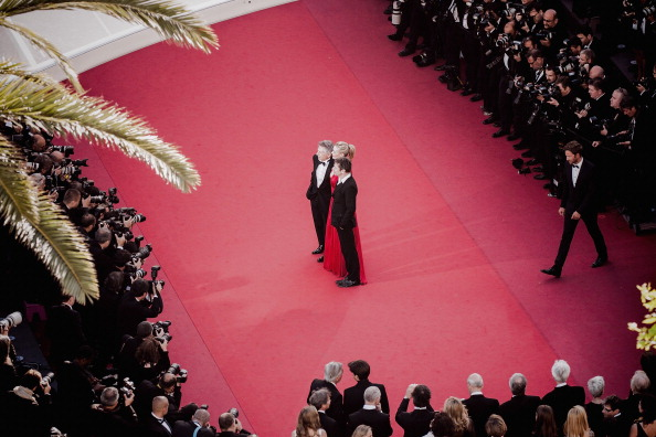 Venus in Fur - 2013 Film「'La Venus A La Fourrure' Premiere - The 66th Annual Cannes Film Festival」:写真・画像(7)[壁紙.com]