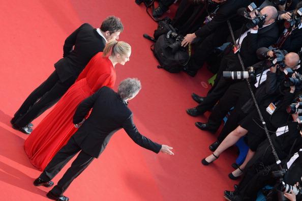 Venus in Fur「'La Venus A La Fourrure' Premiere - The 66th Annual Cannes Film Festival」:写真・画像(1)[壁紙.com]
