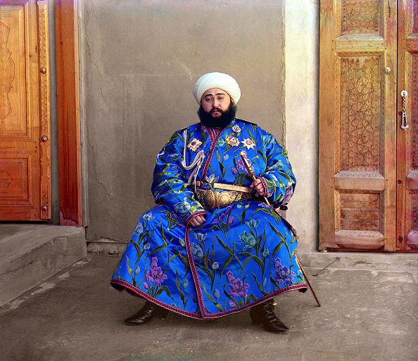Uzbekistan「Emir Of Bukhara」:写真・画像(0)[壁紙.com]