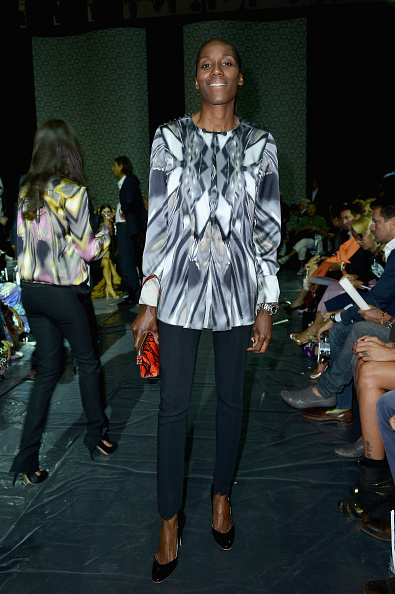Milano Moda Donna「Iceberg - Front Row - Milan Fashion Week Womenswear S/S 2013」:写真・画像(12)[壁紙.com]