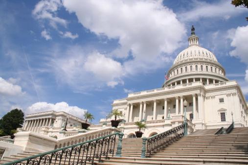 ワシントンDC「上院」:スマホ壁紙(9)