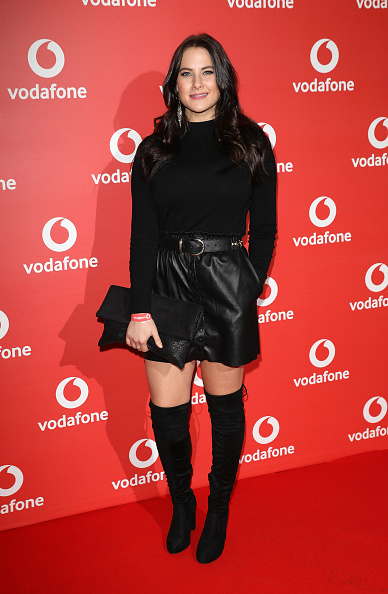 Oversized Purse「New Vodafone Passes Launch At Bankside Vaults In London」:写真・画像(2)[壁紙.com]