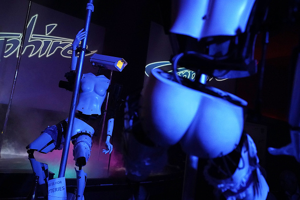 Sensuality「Latest Consumer Technology Products On Display At Annual CES In Las Vegas」:写真・画像(16)[壁紙.com]