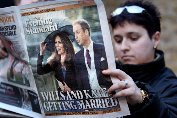 Announcement Message「Clarence House Announce The Engagement Of Prince William To Kate Middleton」:写真・画像(4)[壁紙.com]