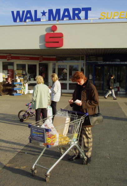 Receipt「Wal-Mart in Germany」:写真・画像(6)[壁紙.com]