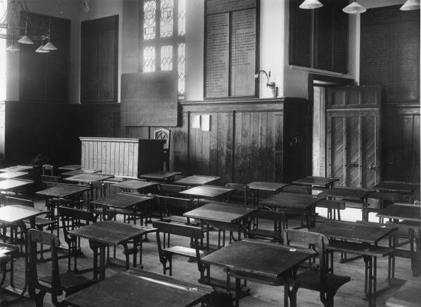 No People「Empty Classroom」:写真・画像(9)[壁紙.com]