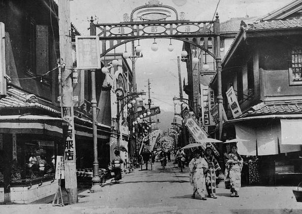 Showa Period「Nagasaki Street」:写真・画像(19)[壁紙.com]