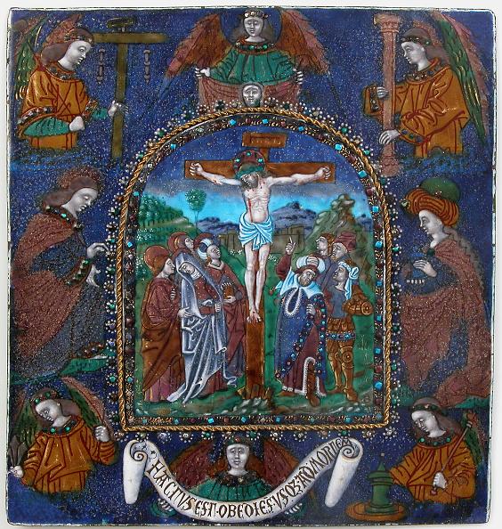 Costume Jewelry「Plaque With The Crucifixion」:写真・画像(8)[壁紙.com]