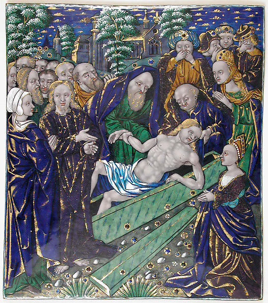 Recovery「Plaque With The Raising Of Lazarus」:写真・画像(7)[壁紙.com]