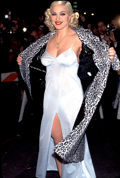 Singer「Madonna at Webster Hall...」:写真・画像(12)[壁紙.com]