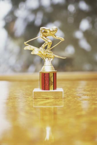 スキー「Skiing trophy」:スマホ壁紙(0)