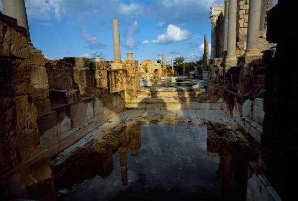 UNESCO「Libya's Mediterranean Archeological Treasures」:写真・画像(17)[壁紙.com]