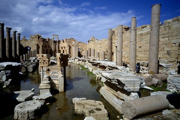 UNESCO「Libya's Mediterranean Archeological Treasures」:写真・画像(18)[壁紙.com]