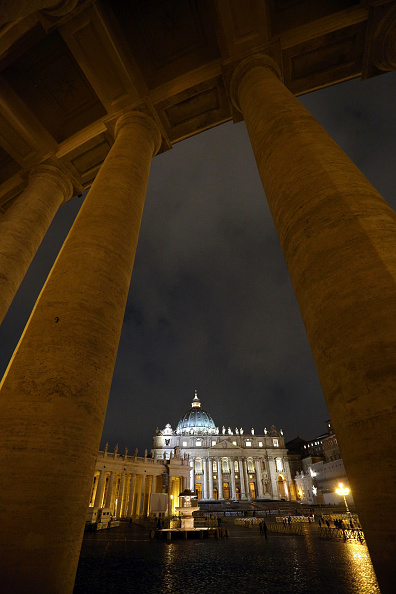 Architectural Feature「The Vatican Prepares For The Retirement Of Pope Benedict XVI's Retirement」:写真・画像(9)[壁紙.com]