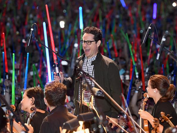 Star Wars Series「Star Wars: The Force Awakens Panel At San Diego Comic Con - Comic-Con International 2015」:写真・画像(17)[壁紙.com]