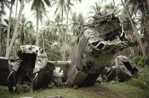 Airplane Crash「Aircraft Wreckage」:スマホ壁紙(11)