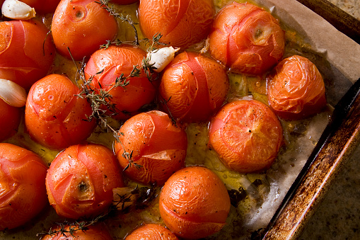 Garlic Clove「Oven roasted tomatoes」:スマホ壁紙(3)