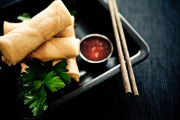 Spring rolls:スマホ壁紙(壁紙.com)