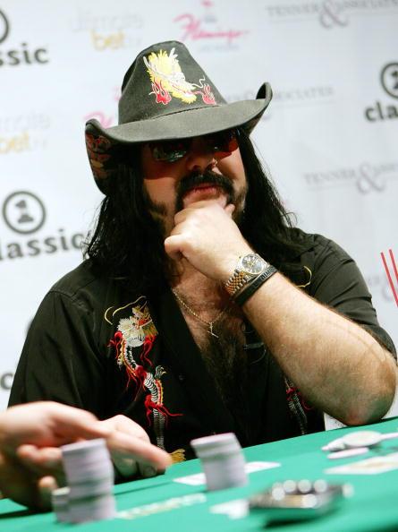 Simplicity「VH1 Classic Rock 'n' Roll Celebrity Poker Tournament」:写真・画像(3)[壁紙.com]