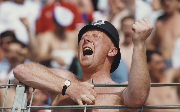 UK「England Fan 1988 European Championships」:写真・画像(6)[壁紙.com]