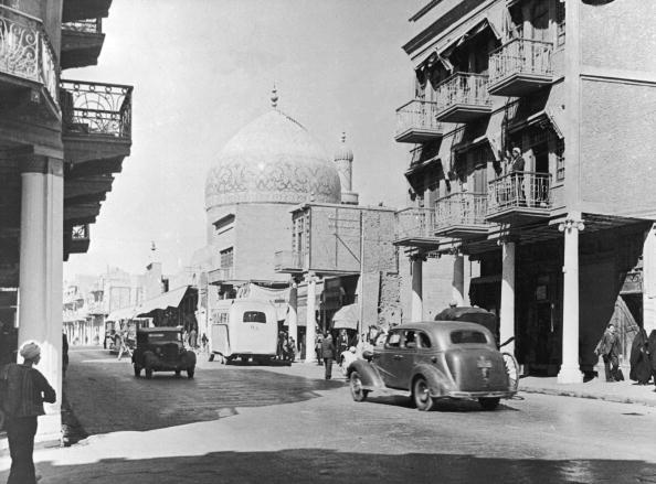 Baghdad「Rashid Street」:写真・画像(7)[壁紙.com]