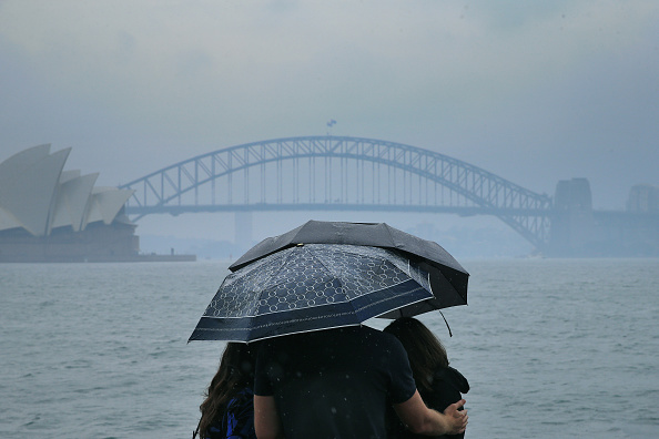 Sydney「Rain Brings Wettest Day To Sydney In Months Following Drought And Bushfires」:写真・画像(5)[壁紙.com]