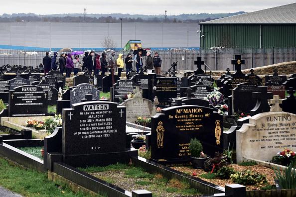 Cemetery「Northern Ireland - A Fragile Peace」:写真・画像(16)[壁紙.com]