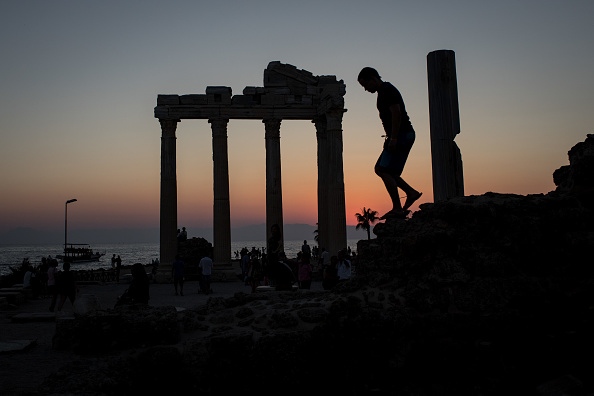 Tourism「Turkey's Tourism Industry Shows Signs of Recovery」:写真・画像(2)[壁紙.com]