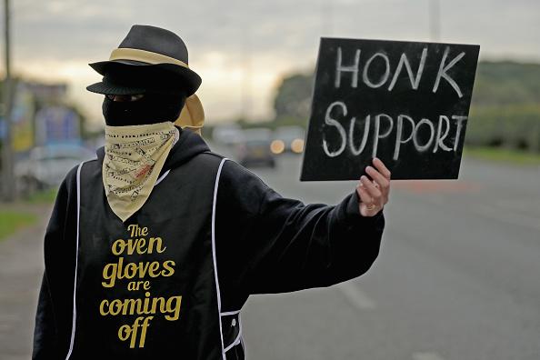 Shale「Demonstrators Protest At Lancashire Fracking Decision」:写真・画像(14)[壁紙.com]