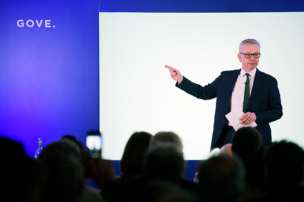 Incidental People「Michael Gove Makes Announcement On Tory Leadership Bid」:写真・画像(6)[壁紙.com]