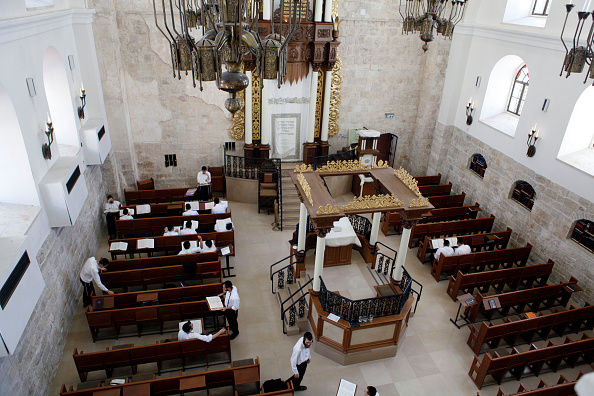 East Jerusalem「Hurva Synagogue Jerusalem」:写真・画像(5)[壁紙.com]