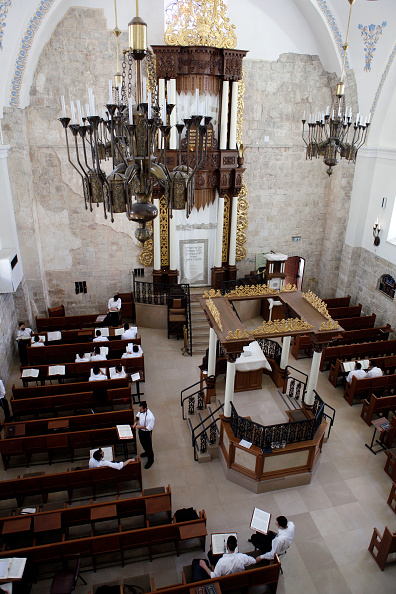 East Jerusalem「Hurva Synagogue Jerusalem」:写真・画像(6)[壁紙.com]