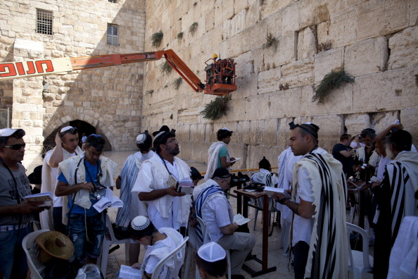 East Jerusalem「Engineers Check Stones At Western Wall」:写真・画像(12)[壁紙.com]