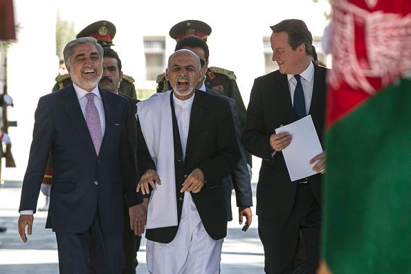 Taliban「David Cameron Visits President Ashraf Ghani」:写真・画像(11)[壁紙.com]