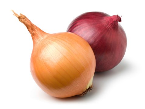 Onion「Red and gold onion」:スマホ壁紙(15)