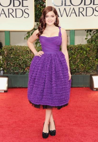 Side Part「69th Annual Golden Globe Awards - Arrivals」:写真・画像(16)[壁紙.com]
