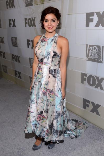 Halter Top「FOX Broadcasting Company, Twentieth Century FOX Television And FX Post Emmy Party」:写真・画像(1)[壁紙.com]